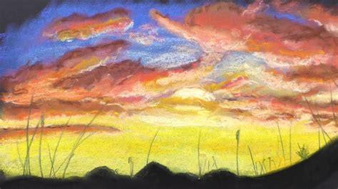 pastellmalerei lernen fuer anfaenger pastellkreiden
