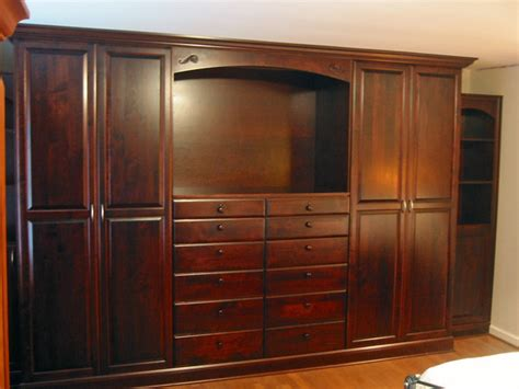 Wall Wardrobe Closet by Wall Units Wardrobes Traditional Closet Cleveland