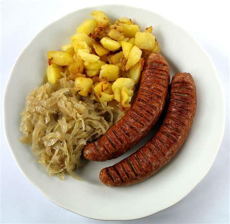 cuisine allemande cuisine allemande wikipédia