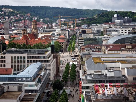 Stuttgart City In Germany Thousand Wonders