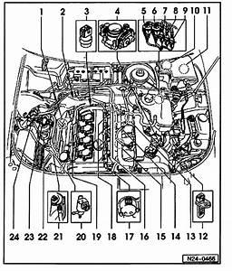 2003 Vw Passat 1 8t Vacuum Diagram