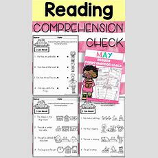 17 Best Ideas About First Grade Reading Comprehension On