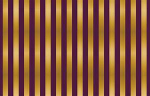 Stripes Purple and Gold fabric - kellyw - Spoonflower