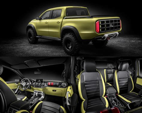 Mercedes Pick Up Truck Find Latest News Photos Exclusive