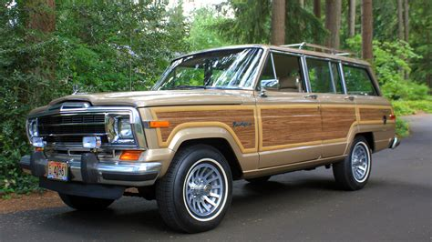 jeep wagoneer 1990 1990 jeep grand wagoneer f176 seattle 2014