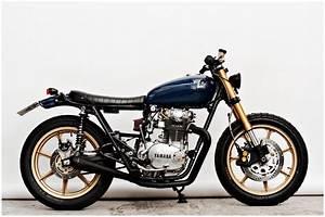 Racing Caf U00e8  Yamaha Xs 650 Special  2