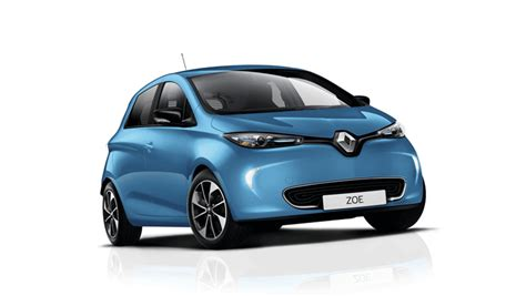 Renault Electric Car by Electric Vehicles Groupe Renault