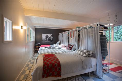 the treehouse the bedroom design