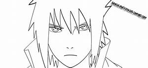 Sasuke Uchiha Sharingan Drawing