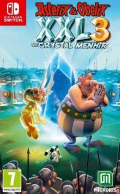 asterix obelix xxl  le menhir de cristal gameblogfr
