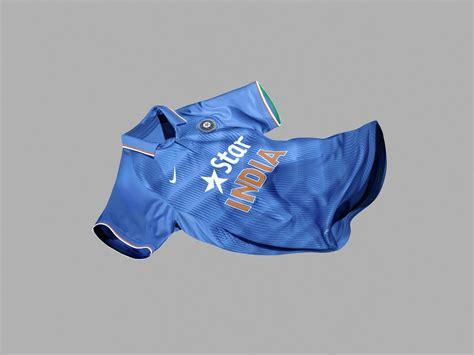 team india unveils nikes  cricket kit   day