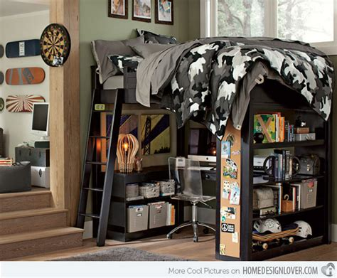15 Cool Boys Bedroom Designs Collection  Decoration For House