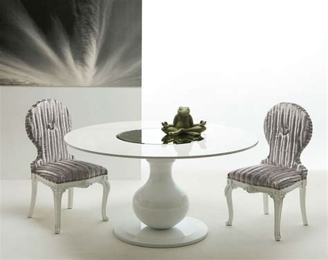 small white marble dining table top 5 gorgeous white marble round dining tables