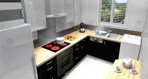 cuisin schmidt cuisine équipée avec l 39 évier sous la fenêtre