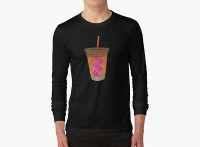 The tiktok star has partnered with the coffee chain to create her own custom coffee drink, named the charli. Charli D'Amelio Cup Unisex Long Sleeve, Dunkin Cup Coffee ...
