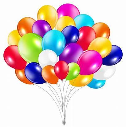 Bunch Balloons Clipart Transparent Yopriceville Previous