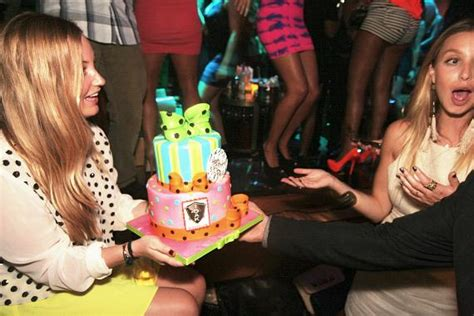 whitney port celebrates sister paiges birthday  stack
