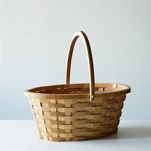 Wood Easter Basket on Food52