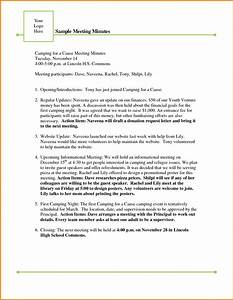 sample meeting minutes template authorization letter pdf With taking minutes in a meeting template