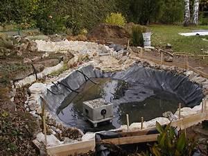 Fontaine Pour Bassin A Poisson : bassin akoi ~ Voncanada.com Idées de Décoration