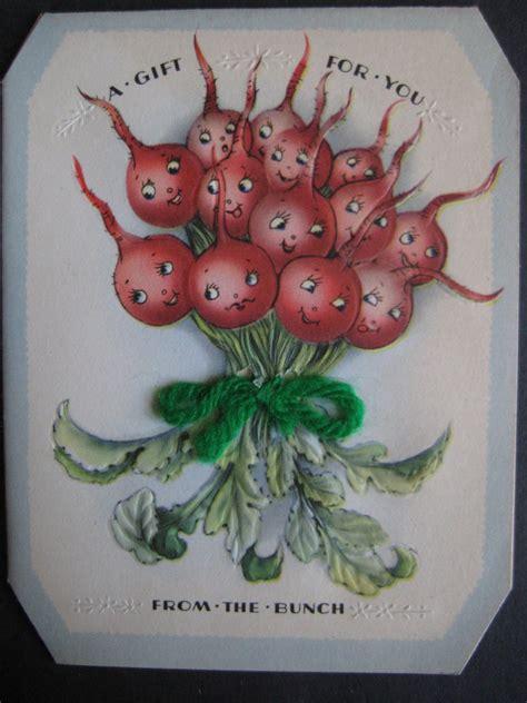 unused  vintage greeting card birthday