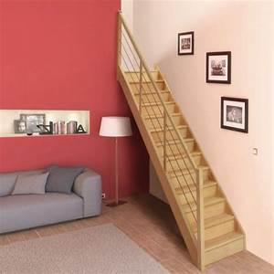 Escalier Escamotable Brico Dépot : escalier interieur castorama maison design ~ Dailycaller-alerts.com Idées de Décoration