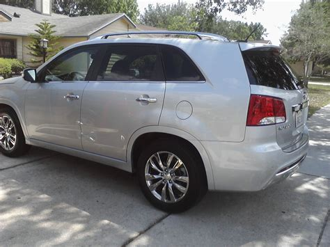 2012 Kia Sorento Review by Review 2012 Kia Sorento Sx Who Said Nothing In Is
