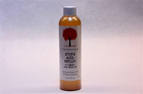 Stops Acid Reflux Taste Of Amish