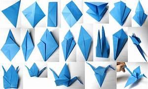 Origami Kranich Anleitung : anleitung origami kranich my blog ~ Frokenaadalensverden.com Haus und Dekorationen