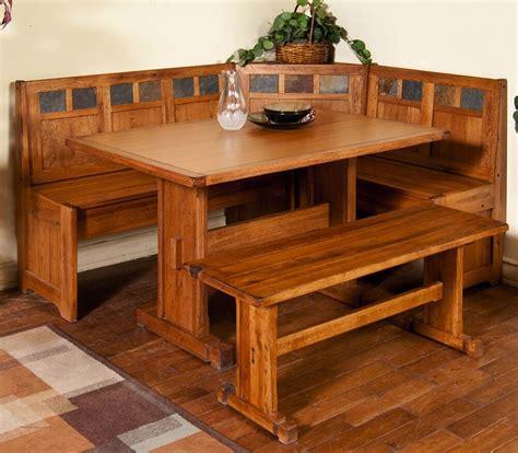 ideas  kitchen nook table sets  interior decor