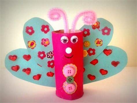 realiser un papillon avec rouleau papier toilette activit 233 s printemps papier