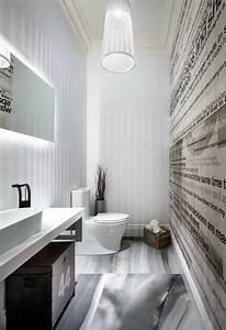 D U00e9coration Toilette   Les Petits D U00e9tails Font Toute La