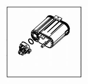 Dodge Avenger Canister  Vapor  Leak  Emissions  Detection