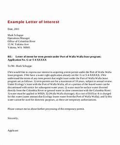 letter of interest for promotion template - letter of interest example cover letter samples how make