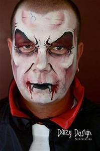 1000+ images about Men Halloween face paints on Pinterest ...