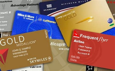 Permalink to Frequent Flyer Mile Credit Card
