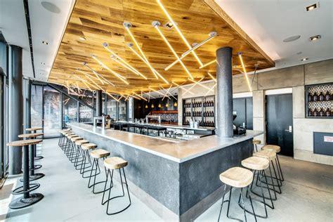 New South Kitchen Bar industry kitchen restaurant bar in new york e architect