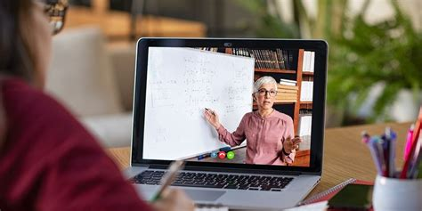 Five ways to get the most out of an online learning event ...