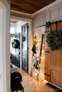 Farmhouse, Hallway, Decorating, Ideas, 1