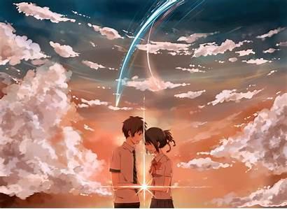 Wallpapers Anime Kimi Wa Na Nawa Pc