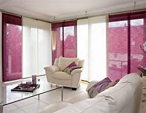Gardinen Große Fensterfront : fl chenvorh nge gardinen ~ Michelbontemps.com Haus und Dekorationen