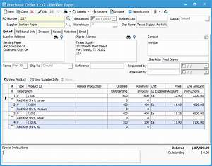How to apply a vendor discount to a purchase order for Quickbooks discount invoice