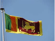 National Flag Of Sri Lanka 123Countriescom