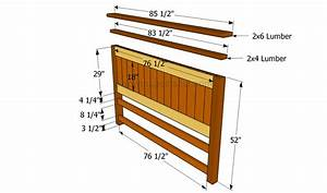 Headboard Woodworking Plans : Beautiful Gray Headboard
