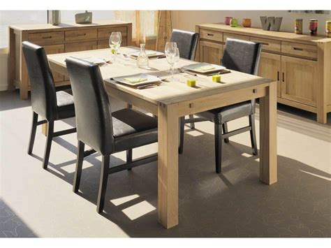 la table a manger table 224 manger rectangulaire en ch 234 ne finition huil 233 e l180xl90xh76cm hawke