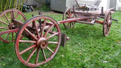 Old Western Wagons - Owensboro Running Gear - Freight ...