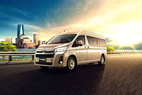 Gambar Mobil Toyota Hiace by Toyota Hiace Images Check Interior Exterior Photos Oto