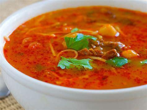 cuisine m馘iterran馥nne recettes recettes de vermicelle et soupe