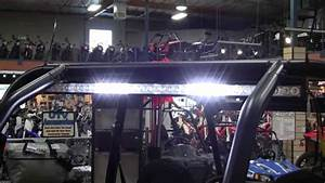 Led Rear Light Bar - Polaris Rzr Xp 1000