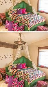 Really, Pretty, Bohemian, Style, Bedding, And, Bedroom, Nowadays